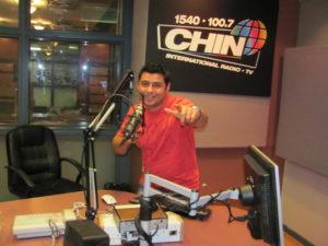 Frank Frenzy CHINFM